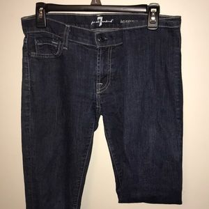 Seven for all man kind jeans size 28
